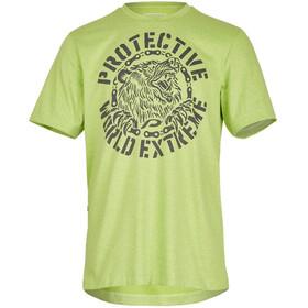 Protective Spirit Bear T-Shirt Men green